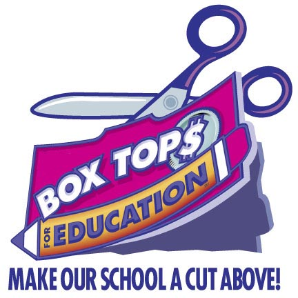 eBoxTops Website Badge, used to promote online shopping and earning eBoxTops for your school.