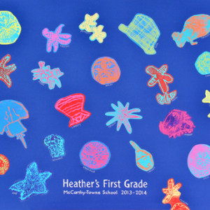 1st Grade - Heather