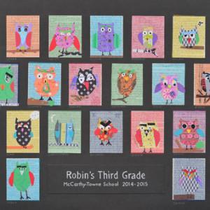 3rd Grade - Robin
