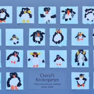 Kindergarten - Cheryl