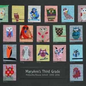 3rd Grade - Mary Ann