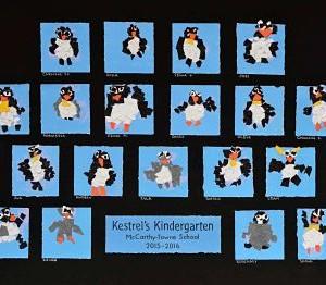 Kindergarten - Kestrel