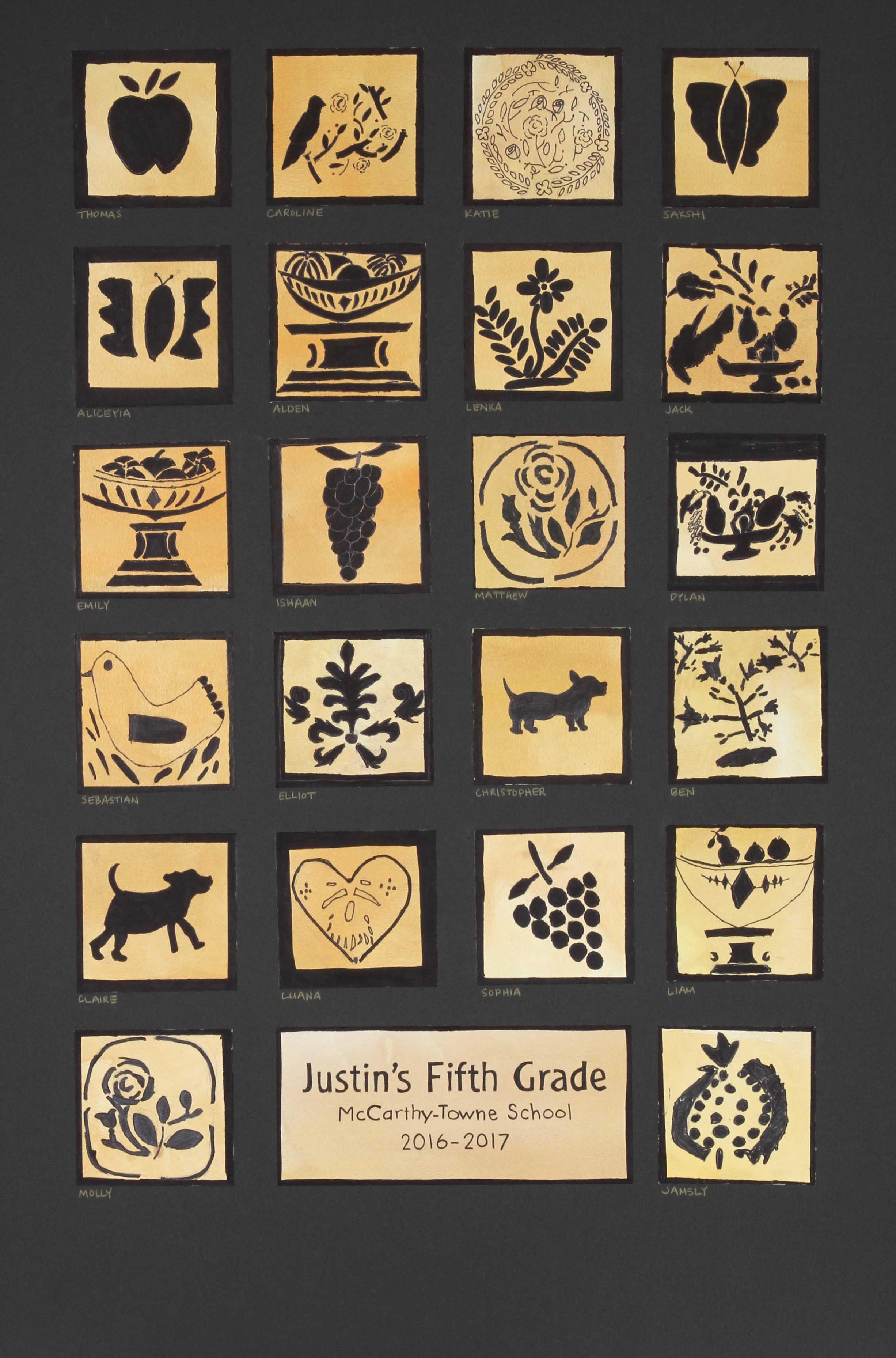 5th Grade - Justin